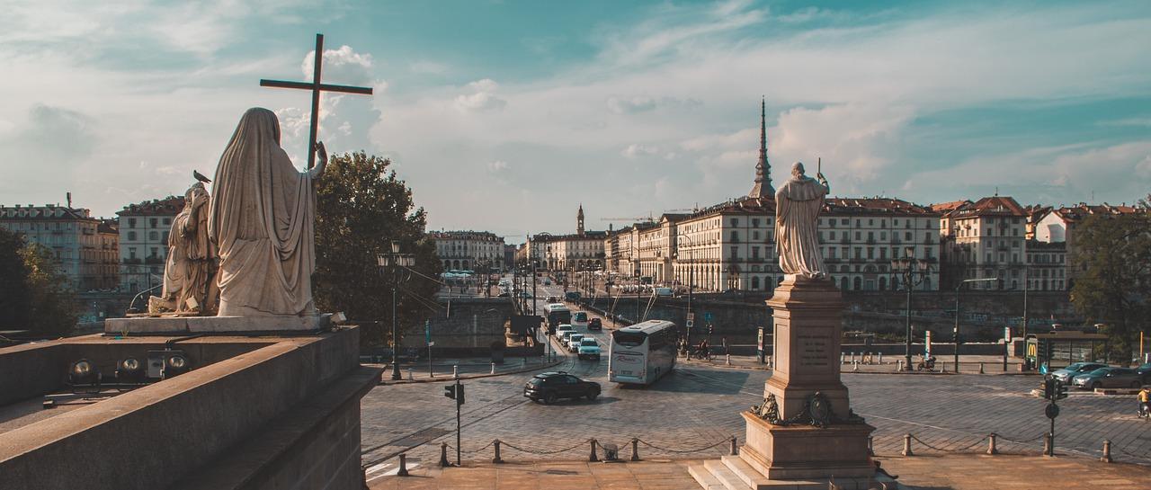 découverte de Turin