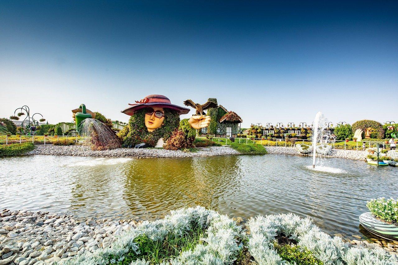 Garden-a-Dubai